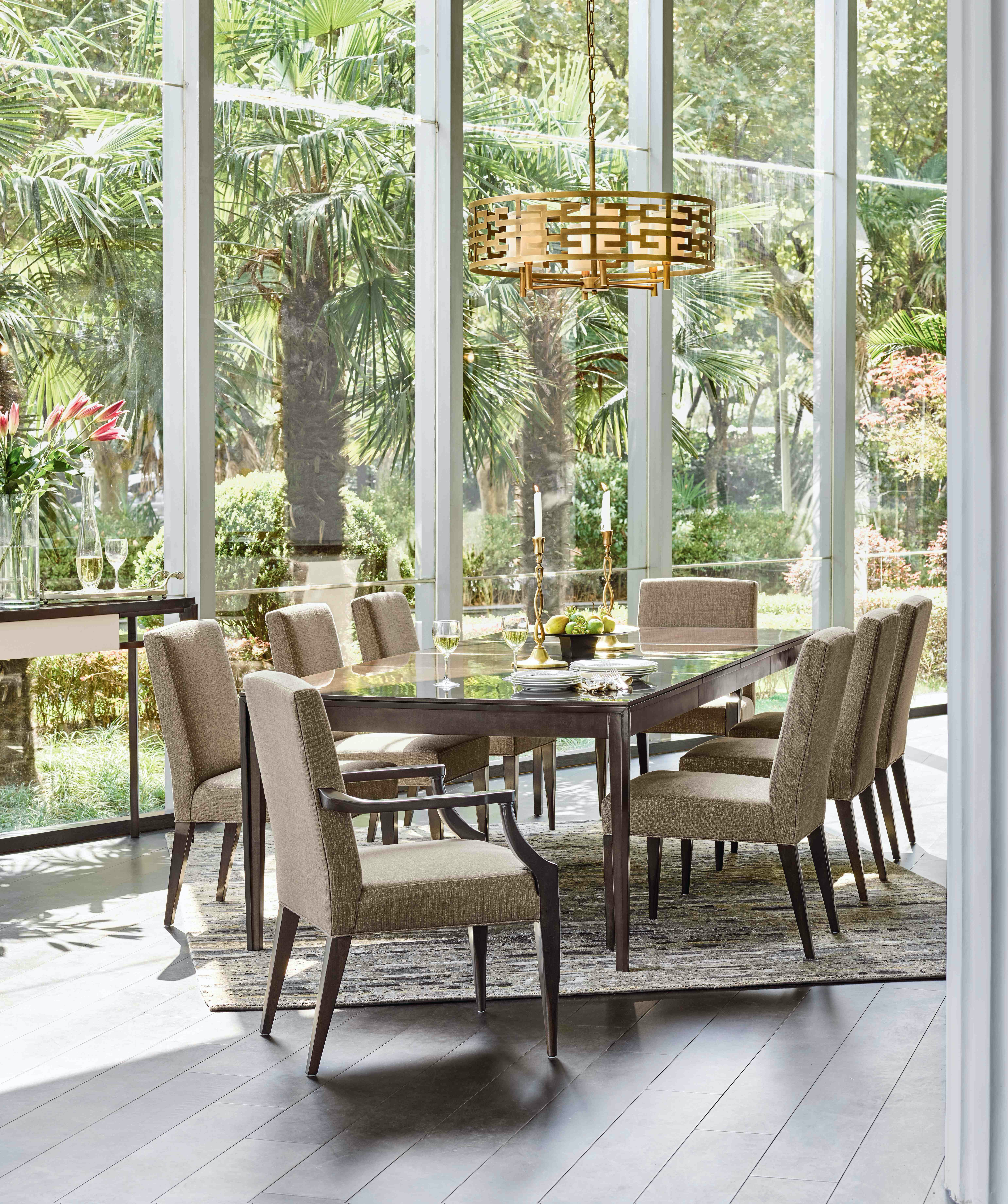 Fine Dining Room Tables: Fine Furniture Design Dining Room Banquet Dining Table 1680-814