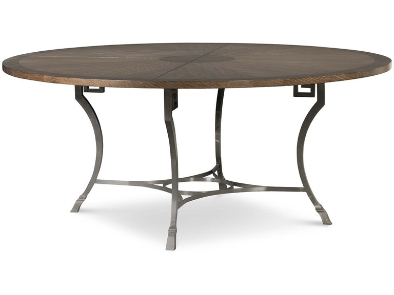 Fine Furniture Design Dining Room Corsica 72 Round Table 1790 811 812 At Kalin Home Furnishings