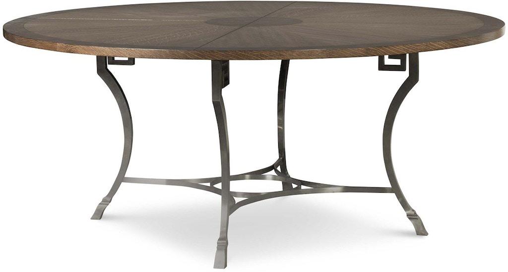 Fine Furniture Design Dining Room Corsica 72 Round Table ...