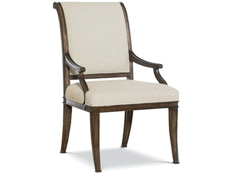 Fine Furniture Design Dining Room Easton Arm Chair 1790 821 At Von Hemert Interiors