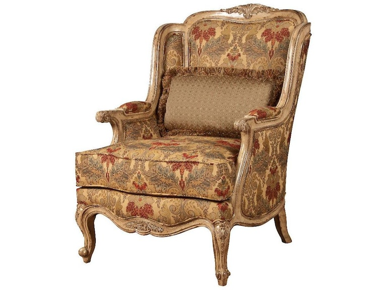 Fine Furniture Design Protege Upholstery Wing Chair 3109 03