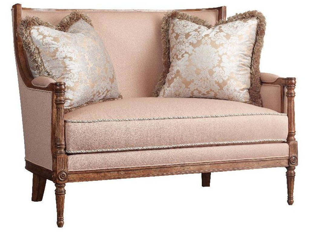 Fine Furniture Design Living Room Settee 3110 02 Weinberger 39 S Furniture And Mattress Showcase