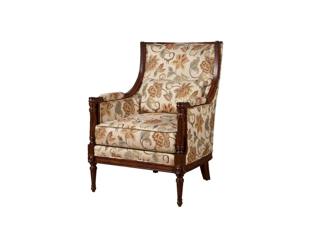 Fine Furniture Design Living Room Chair 3110 03 Bacons Furniture Sarasota And Port Charlotte Fl