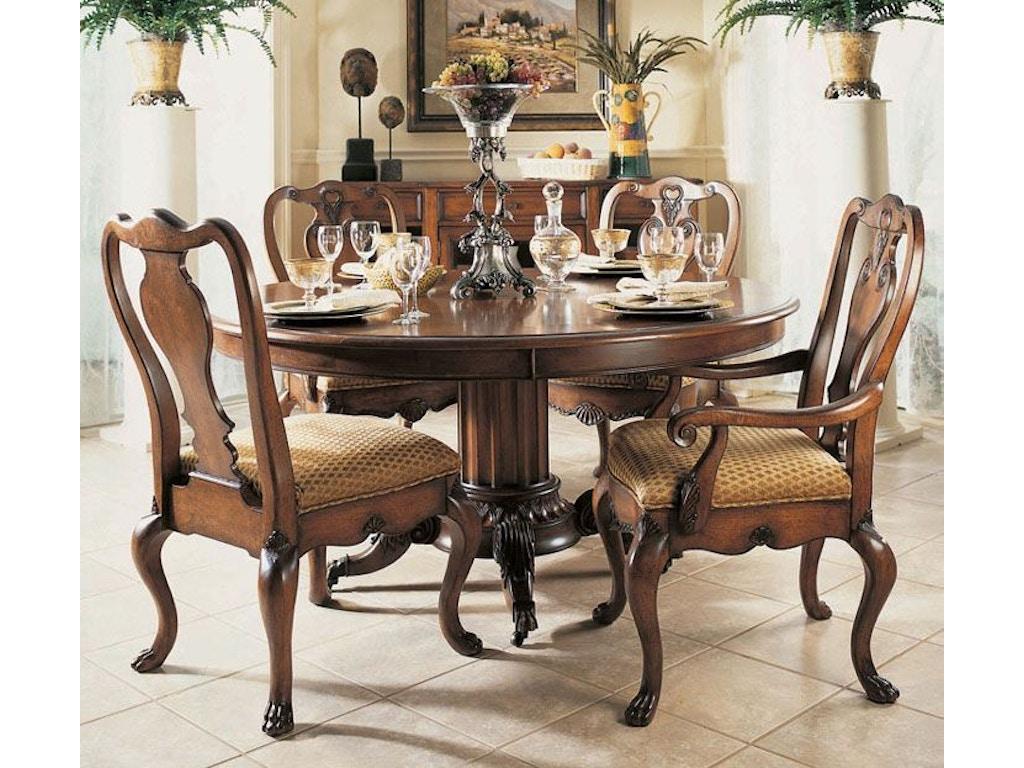 fine furniture design dining room wine taster 39 s pedestal dining table