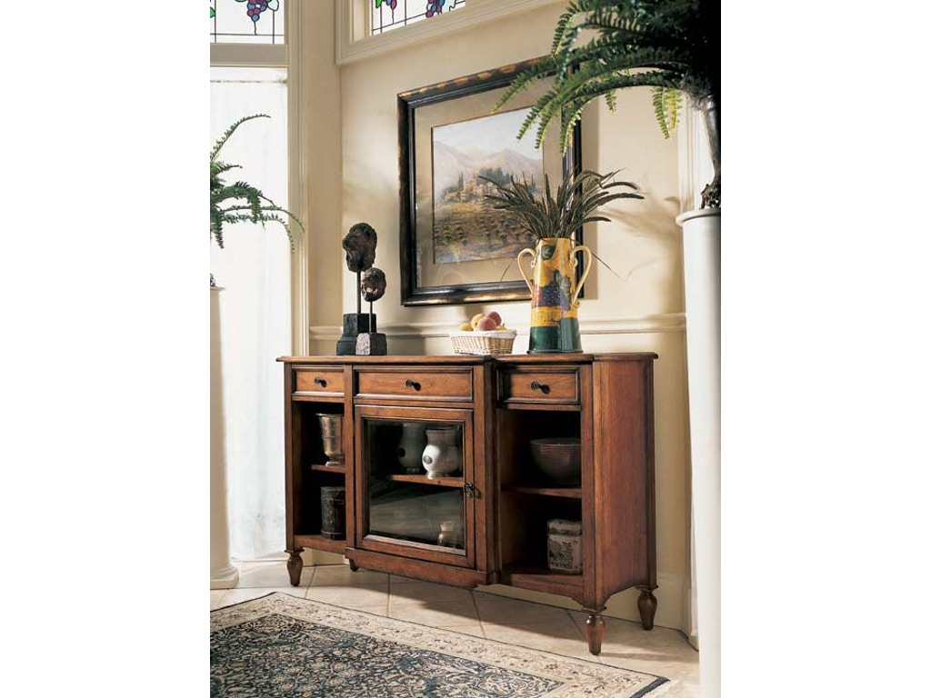 Fine Furniture Design Living Room Vintage Console Sofa Table 320 940 Indian River Furniture