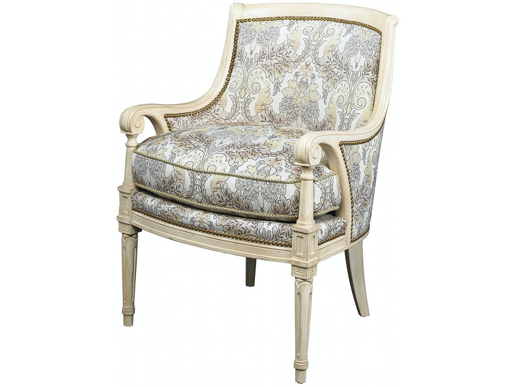Fine furniture design living room chair 3208 03 gladhill for Fine furniture