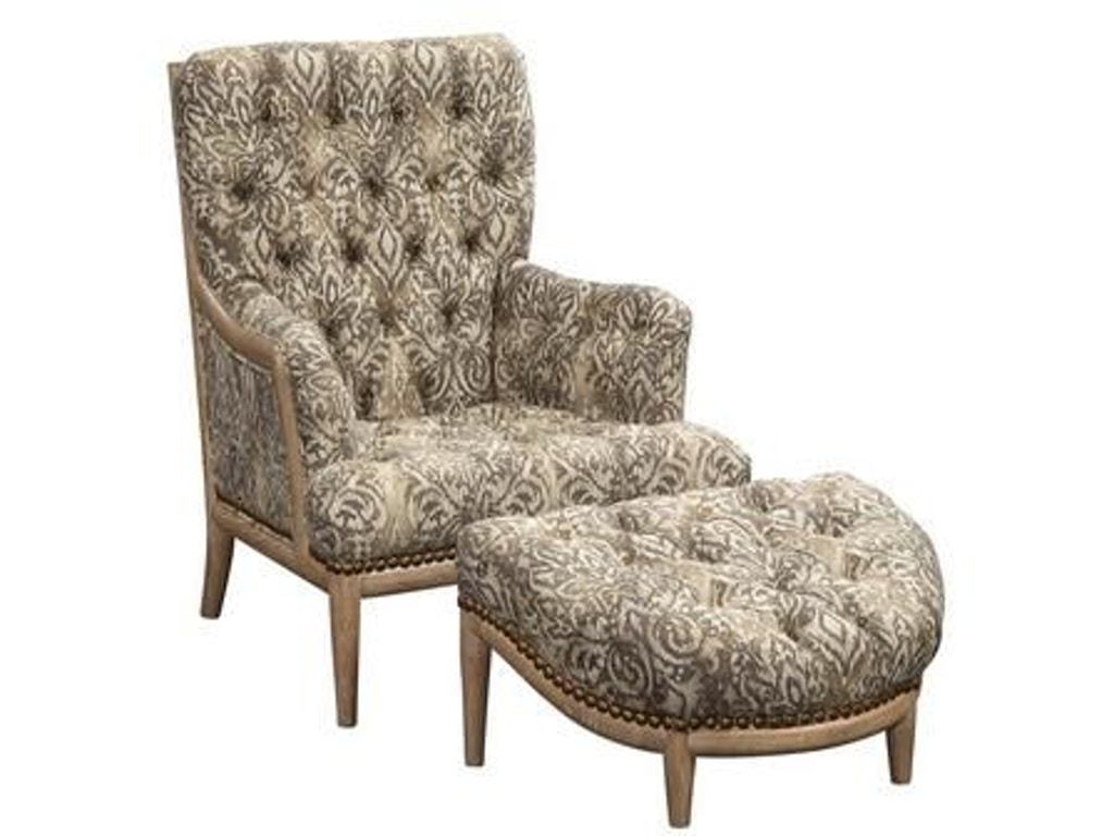 Fine Furniture Design Living Room Chair 3735 03 Kalin Home Furnishings Ormond Beach Fl