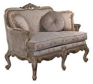 Fine Furniture Design Living Room Settee 3018 02