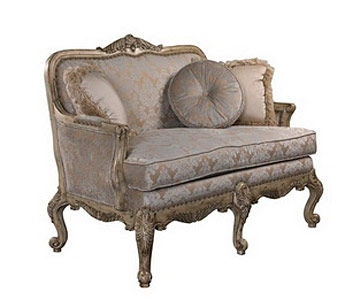 Fine Furniture Design Living Room Settee (SKU: 3018 02) Is Available At Hickory  Furniture Mart In Hickory, NC And Nationwide.