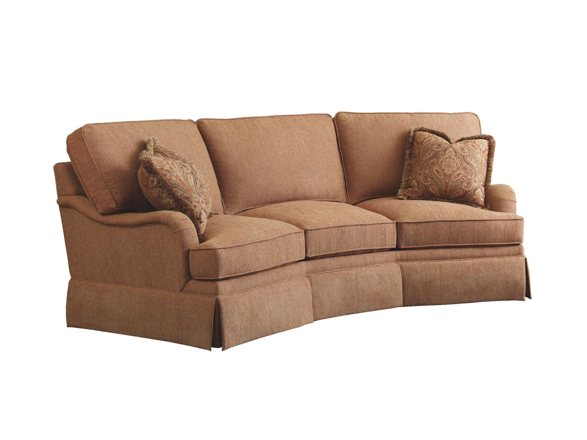 Marketplace F Wedge Sofa English With Skirt MR4101ES01 From Walter E.  Smithe Furniture +