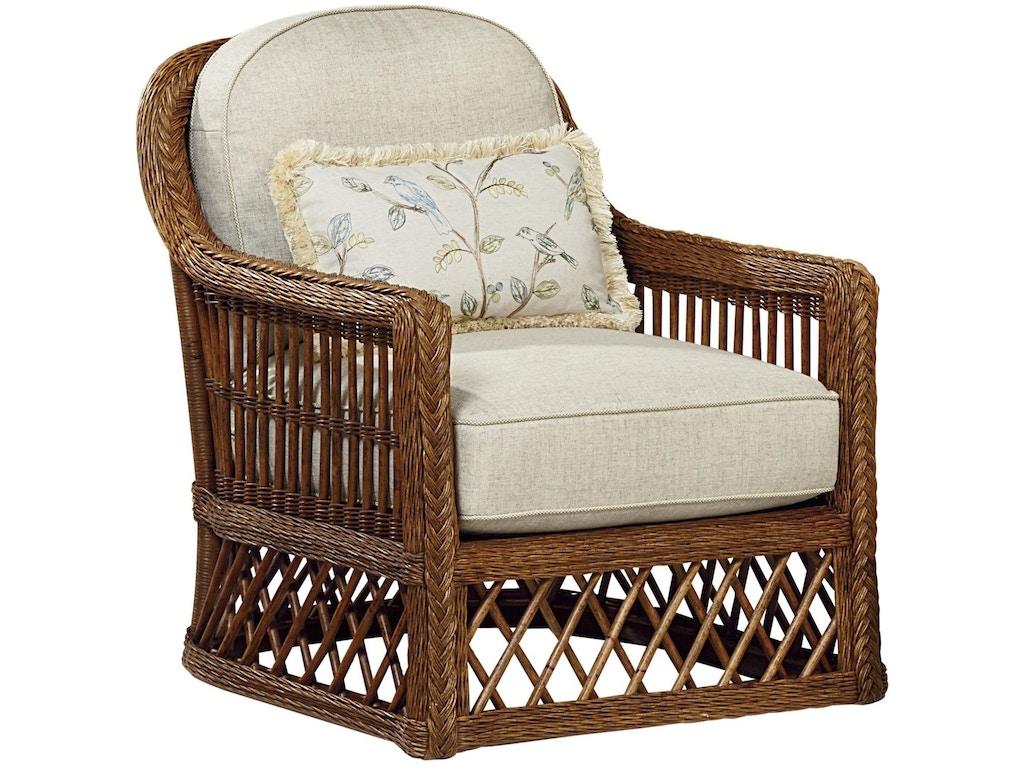 Fine Furniture Design Living Room Trellis Wicker Chair