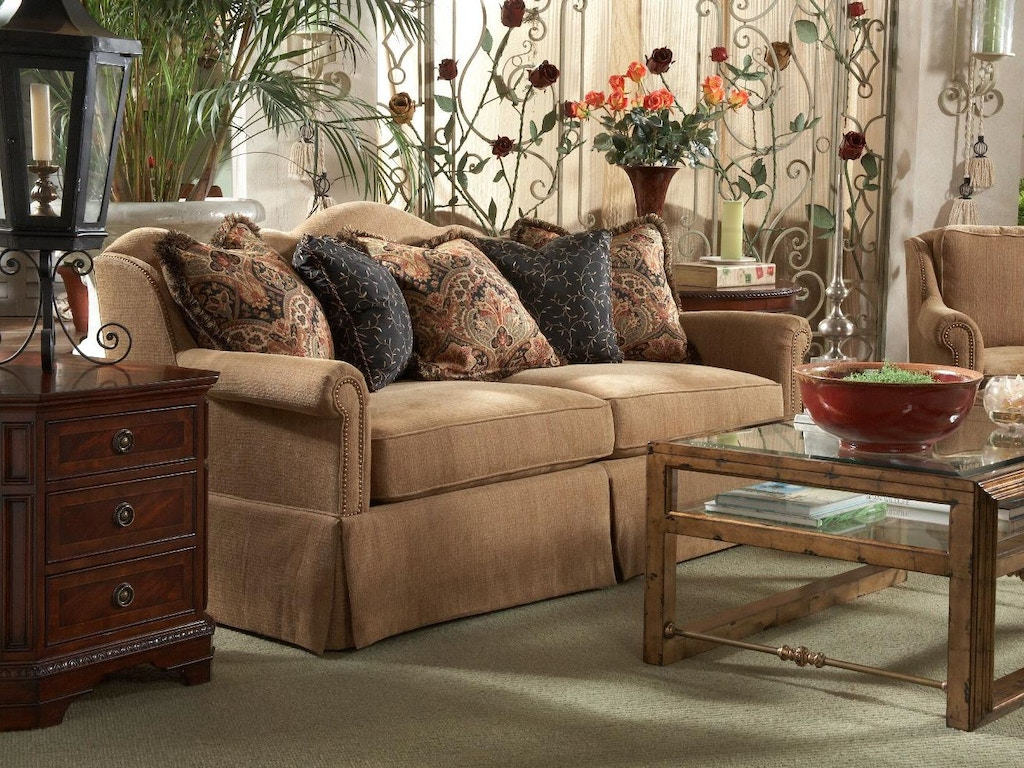 Fine Furniture Design Living Room Sofa 5027 01 Shofer 39 S Baltimore Md