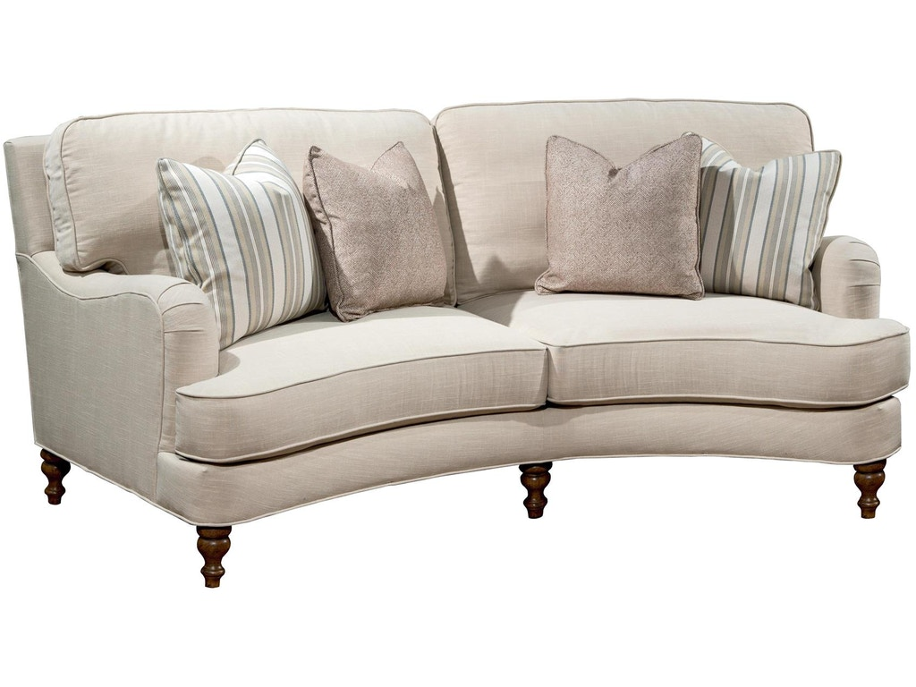 Fine Furniture Design Living Room Grace Sofa 5515 01 Kalin Home Furnishings Ormond Beach Fl
