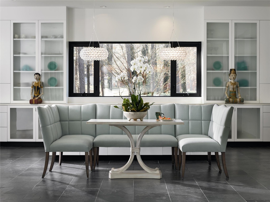 Fine Furniture Design Dining Room Nicole Pedestal Table