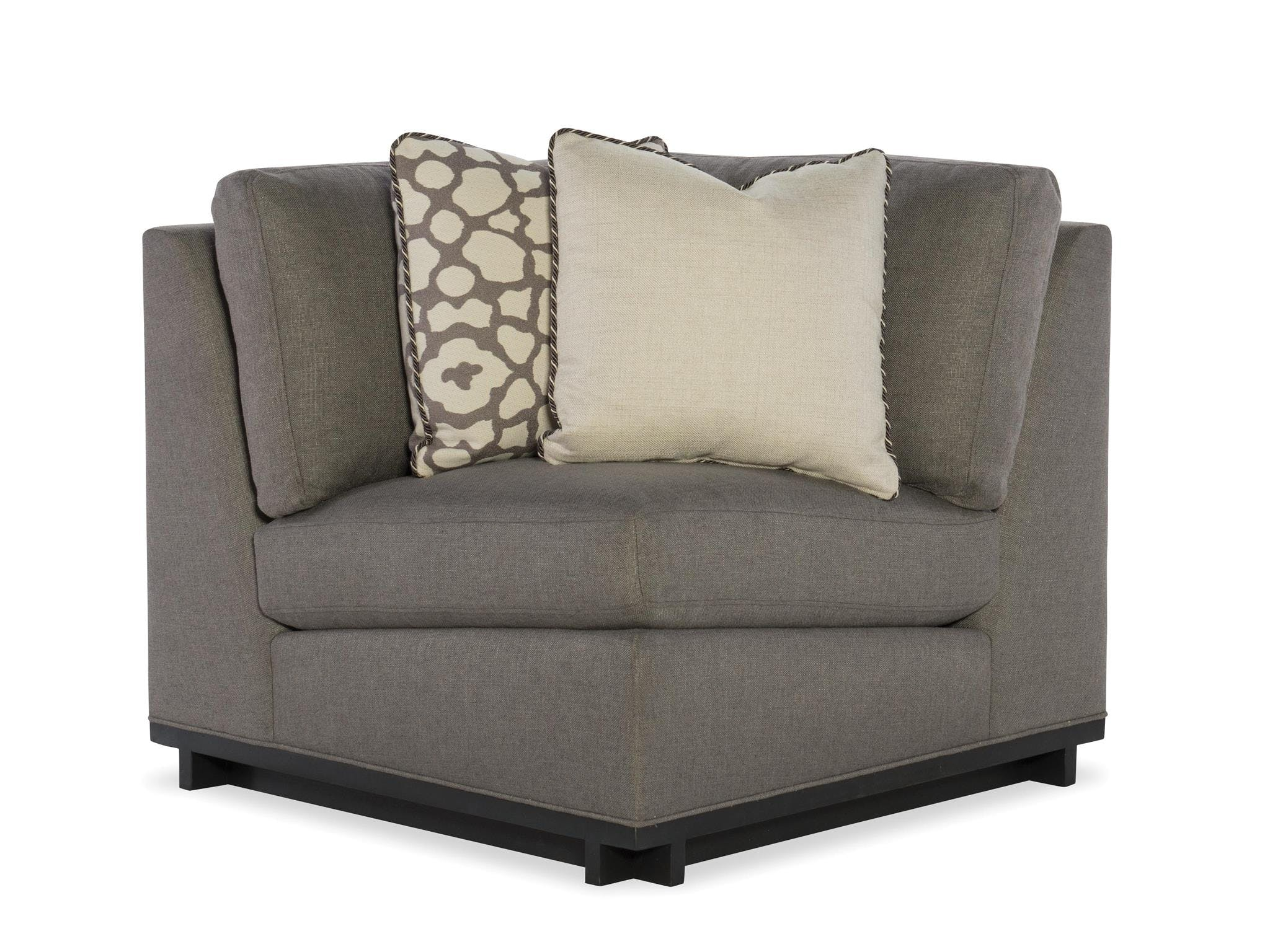 Fine Furniture Design Living Room Rustin Corner Chair