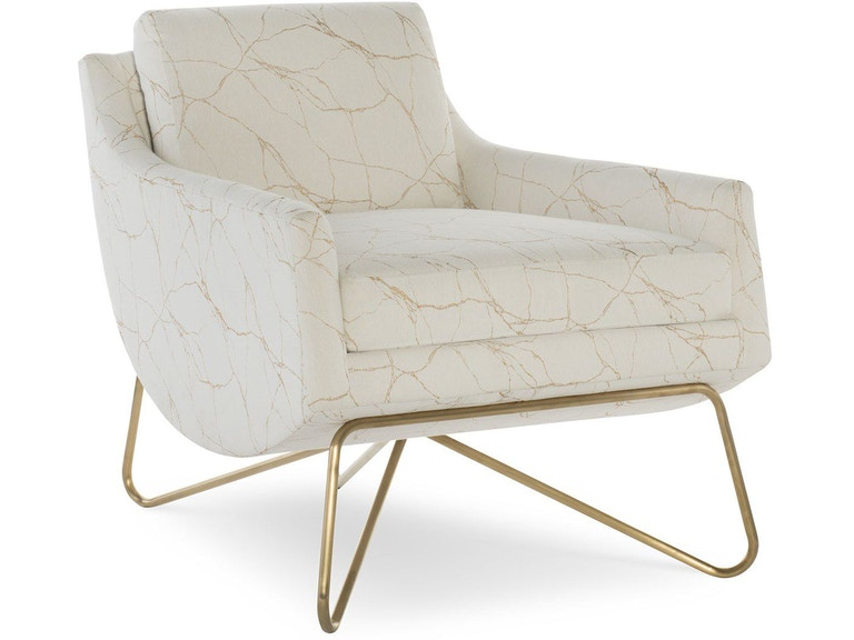 Fine Furniture Design Living Room Capri Sling Look Chair 7805 03 At Kalin Home Furnishings