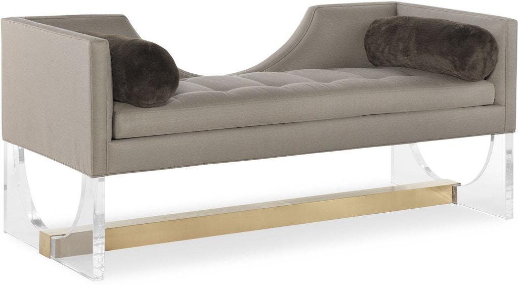 Fine Furniture Design Living Room Vivid Bench 7807-06