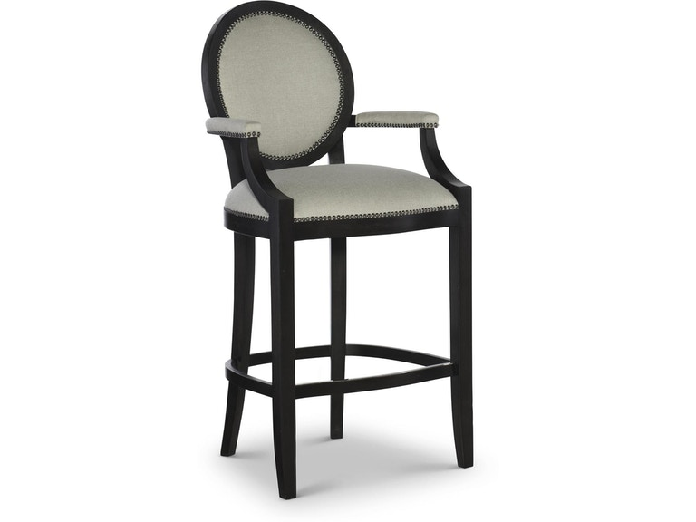 Fine Furniture Design Dining Room Rondeau Counter Stool 8047cs At Von Hemert Interiors
