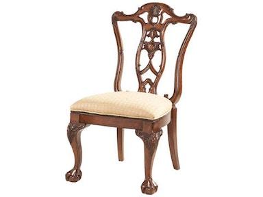 Fine Furniture Design Dining Room Splat Back Side Chair