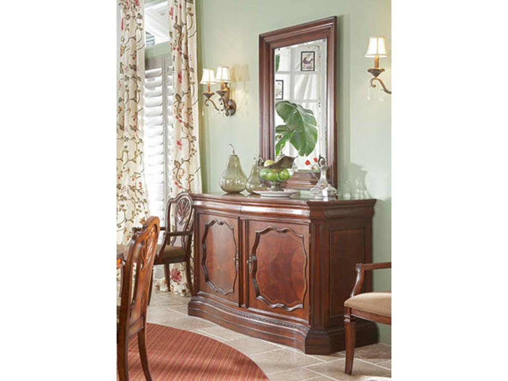 Fine furniture design dining room buffet 920 852 j for Fine dining room furniture
