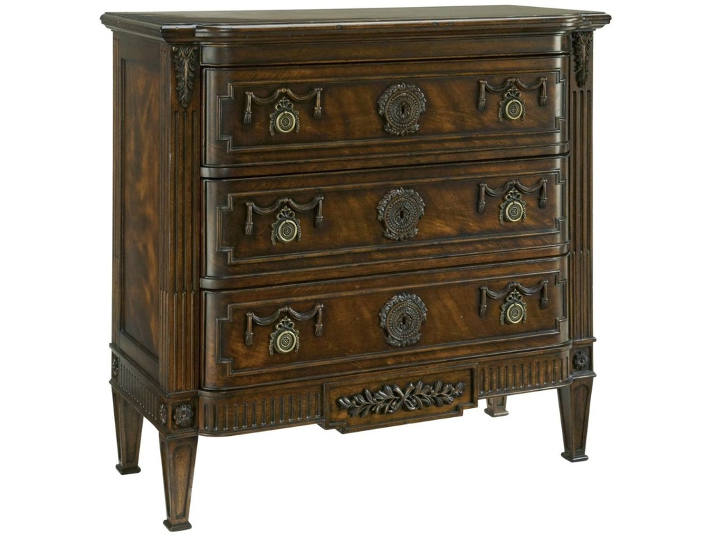 Fine furniture design living room hall chest vanderbilt for Fine furniture