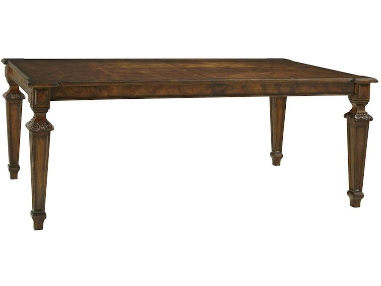 Fine Furniture Design Dining Room Louis Dining Table 1340 814 Woodbridge Interiors San Diego Ca