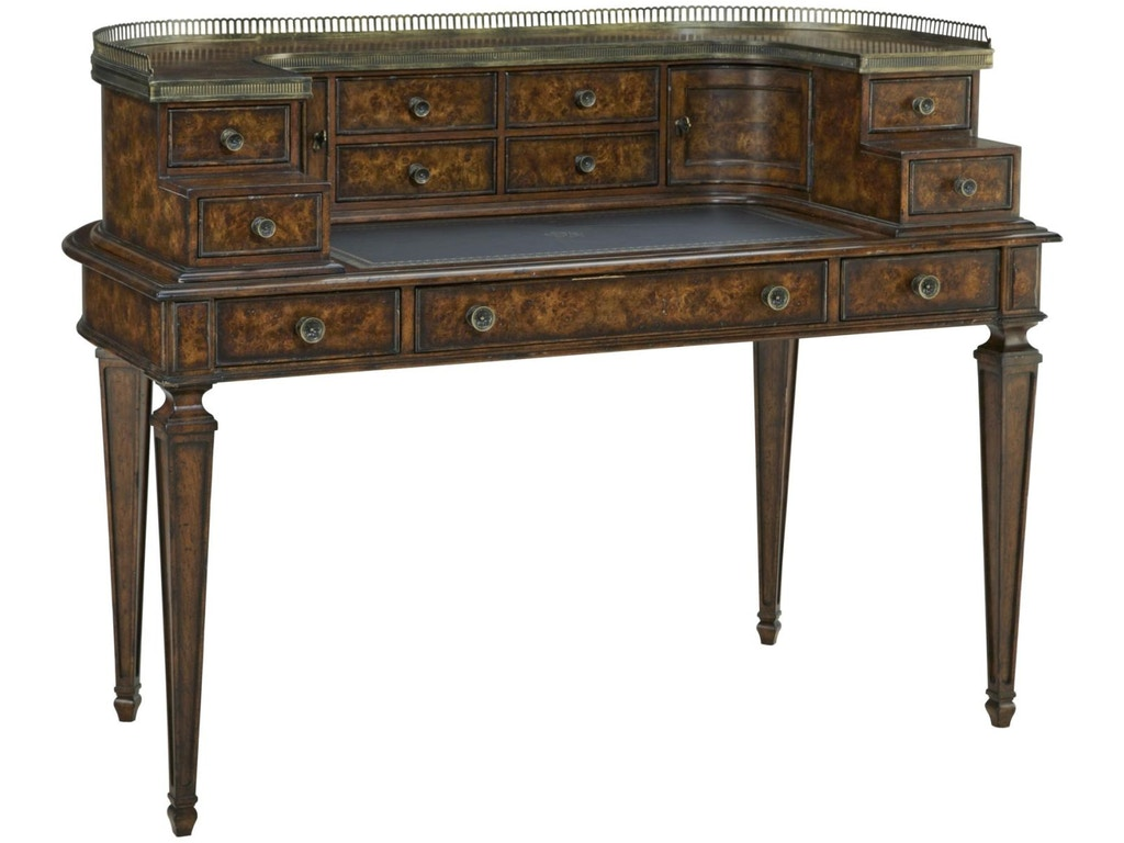 Fine furniture design home office pauline writing desk for Fine furniture