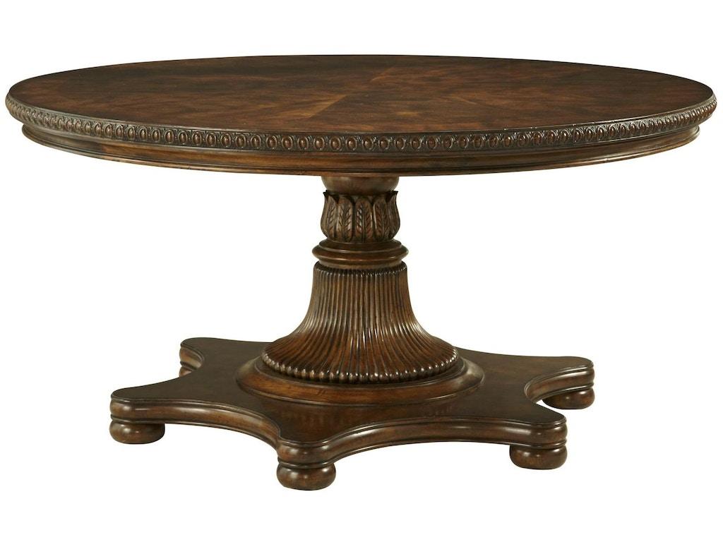 Fine Furniture Design Dining Room Balustrade Round Dining
