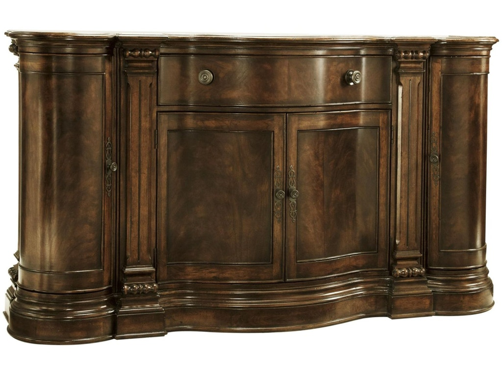 Fine furniture design dining room cornelius sideboard 1344 for Fine dining room furniture