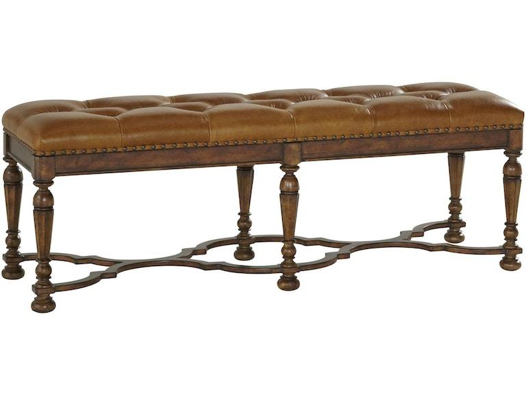 Fine Furniture Design Tufted Bed Bench 1345 500