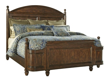 Fine Furniture Design Panel Bed, Queen 5/0 1345-551/552/553