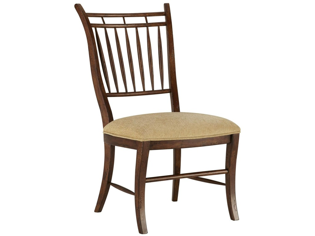 Fine furniture design 1346 824 spindle dining side chair for Fine dining room furniture