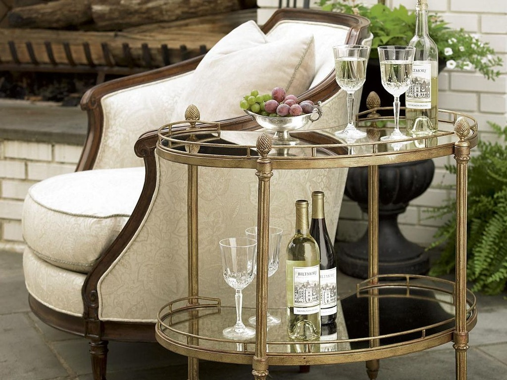Fine Furniture Design Accessories Biltmore Beverage Cart