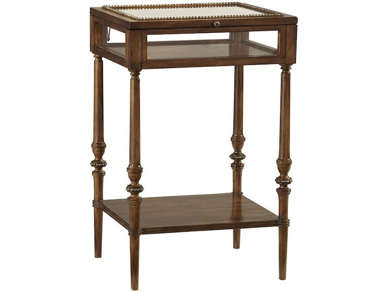 Fine Furniture Design Accessories Curio Box On Stand 1354 962