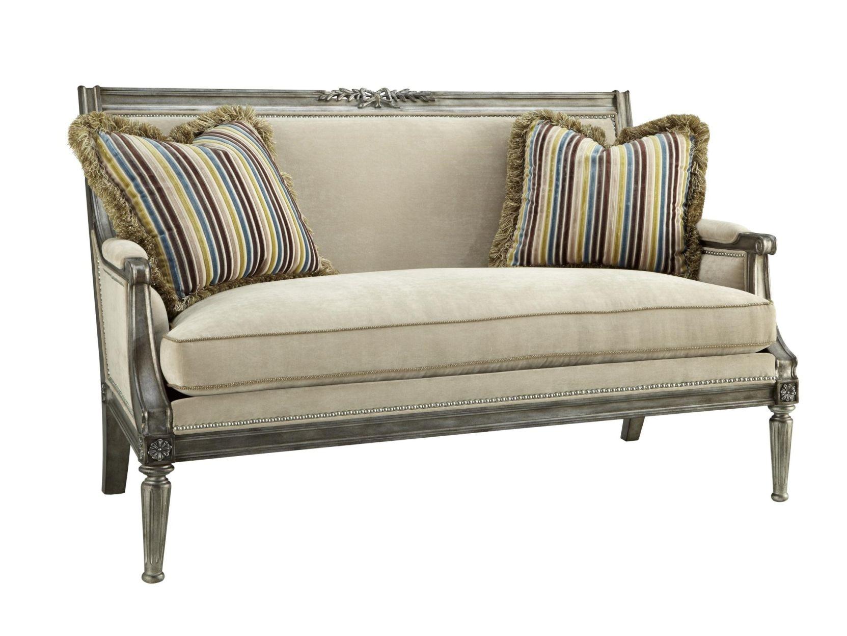 Fine Furniture Design Living Room Settee 3906 02