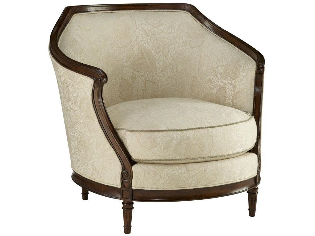Fine Furniture Design Living Room Chair Vanderbilt 3907 03 Shofer 39 S Baltimore Md
