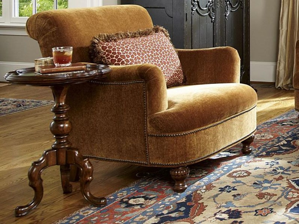 Fine Furniture Design Living Room English Chair 3904 03 West Coast Living Orange County And