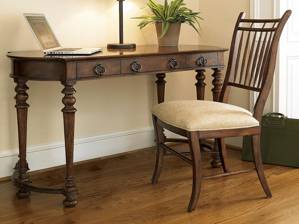 Fine furniture design home office desk 1345 926 west coast living orange county and south - Home office furniture orange county ca ...