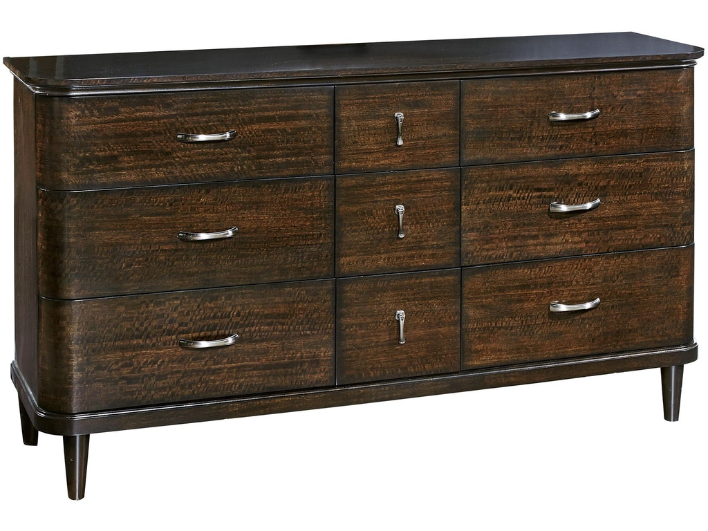 Fine Furniture Design Bedroom Nico Drawer Dresser 1530 142 Hickory Furniture Mart Hickory Nc