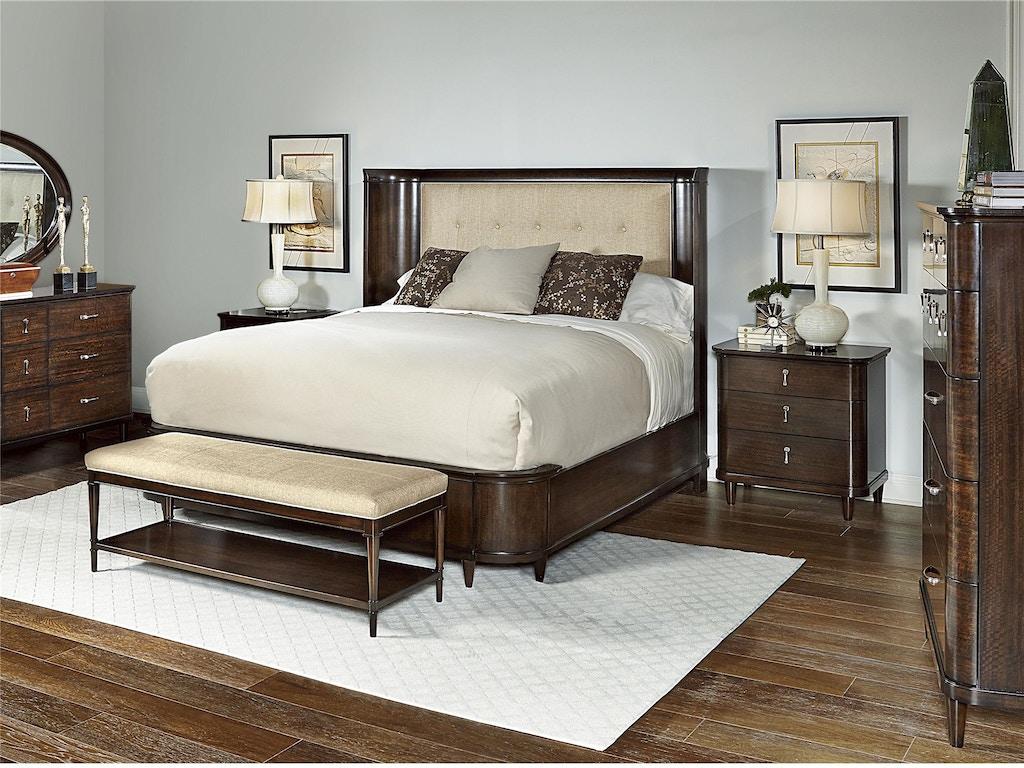 Fine Furniture Design Bedroom Vivi Upholstered Queen Bed