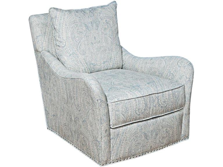 Fine Furniture Design Living Room Fraser Swivel Chair 5512 03