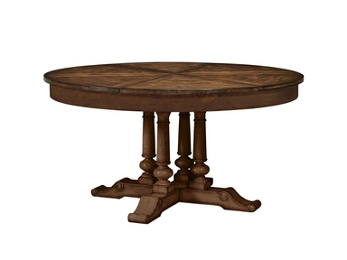 Fine Furniture Design Harbor Springs Radial Dining/Game Table 1370-810/811