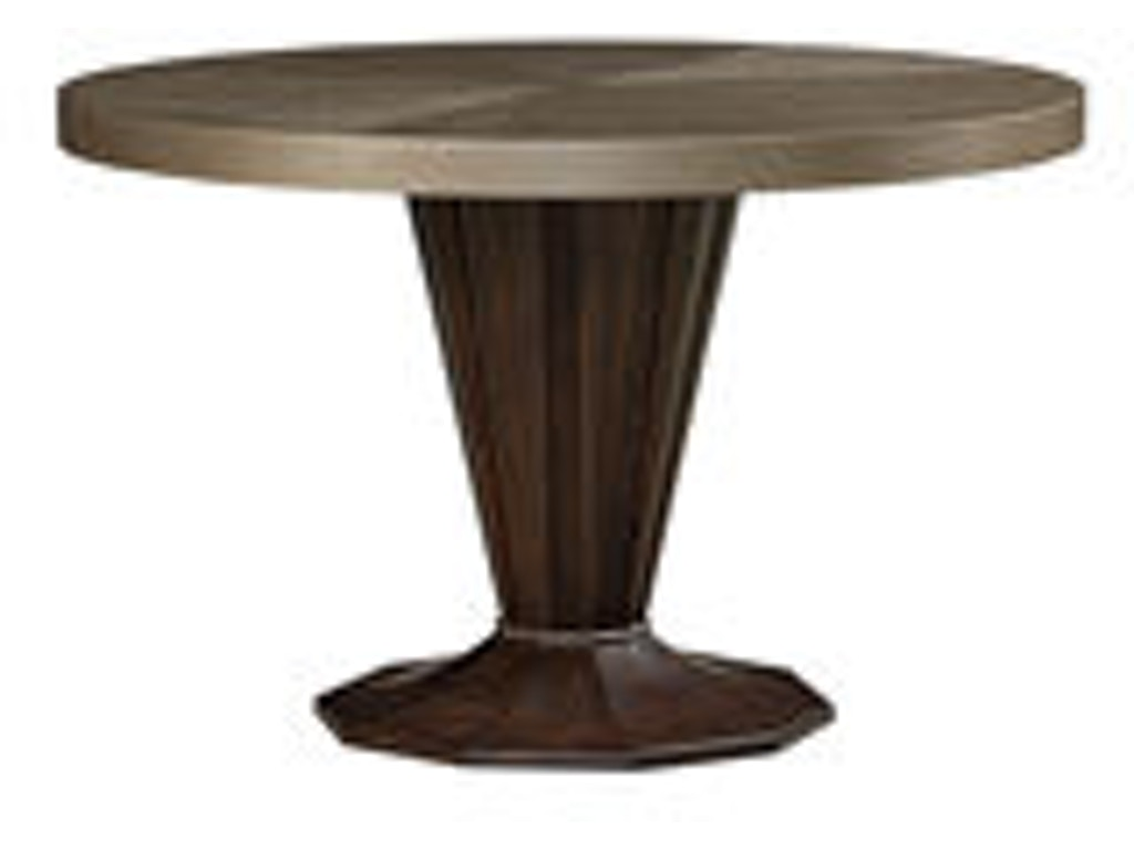 Fine furniture design dining room marco dining table base for Fine dining room tables