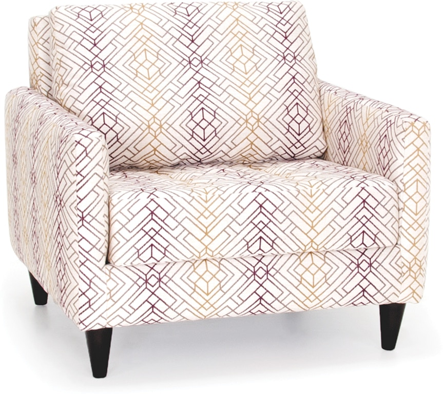 Swell Franklin Living Room Accent Chair 2176 Andrews Furniture Gmtry Best Dining Table And Chair Ideas Images Gmtryco