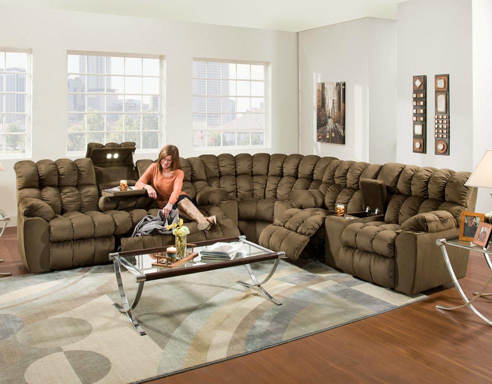 Surprising Franklin Living Room Power Recline Reclining Sofa With Drop Machost Co Dining Chair Design Ideas Machostcouk