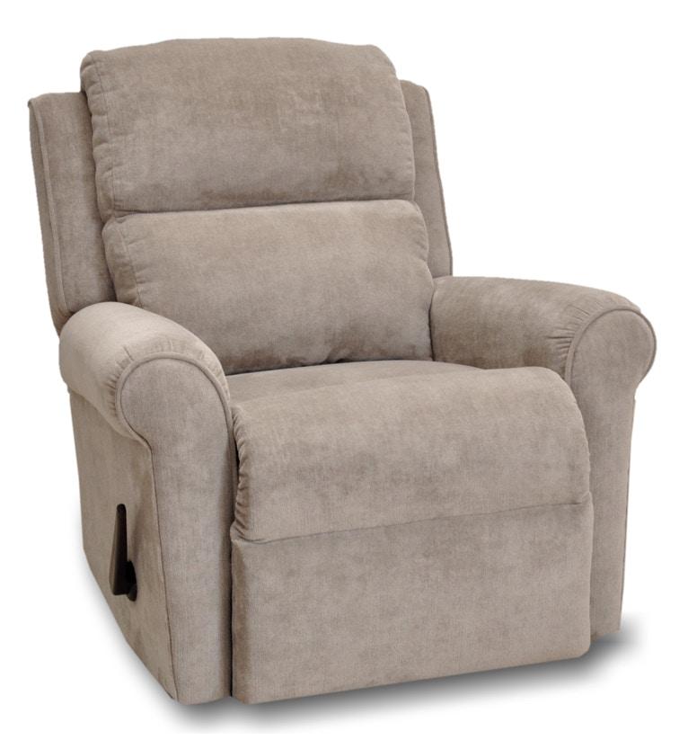 Franklin Living Room Rocker Recliner 4506 Hennen Furniture