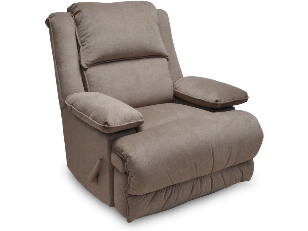 Franklin Living Room Rocker Recliner With Double Storage