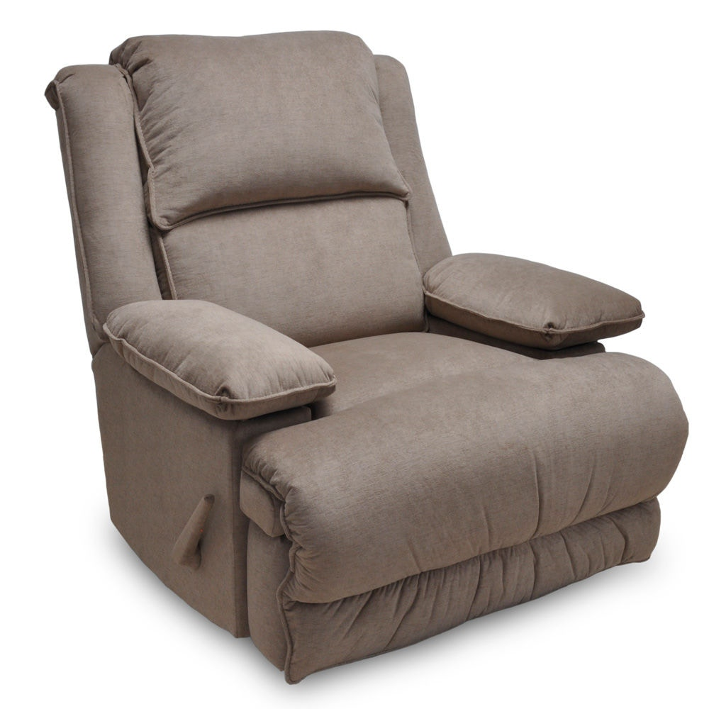 Franklin Rocker Recliner With Double Storage Arms 4587