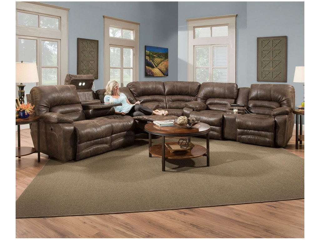 Franklin Living Room Legacy Sectional 500 Sectional Charter Furniture Dallas Fort Worth Tx