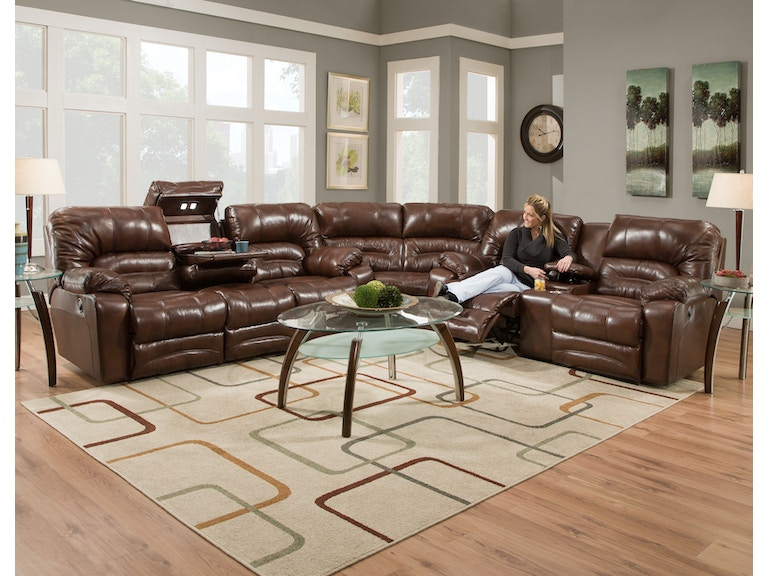 Franklin Reclining Sofa 50044l